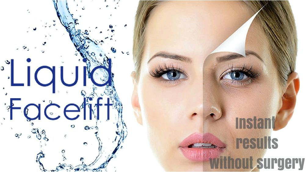 5 Advantages of a liquid facelift from the facelift are permanent