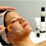 Advanced facial peels