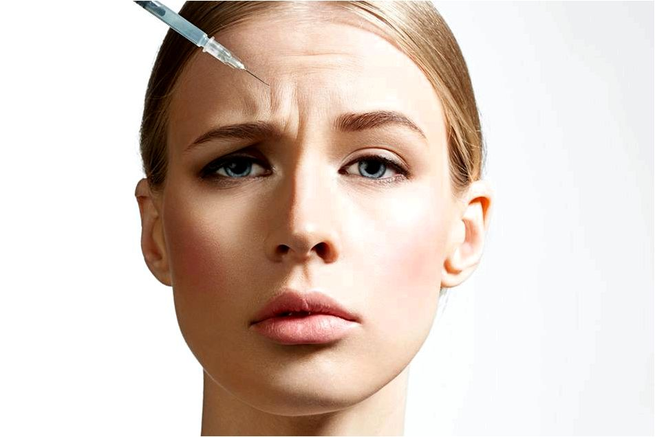 Botox treatment/fillers — high brow and sweetness turns off