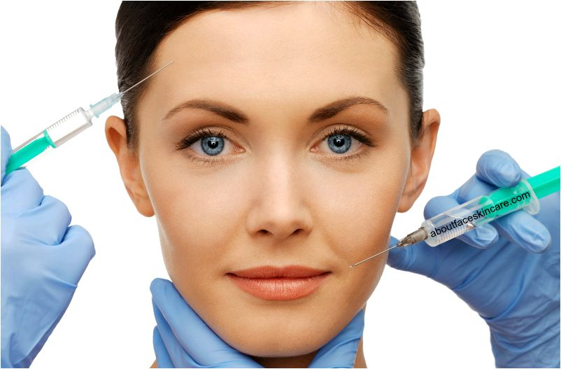 Botox treatment publish care following the injections for any