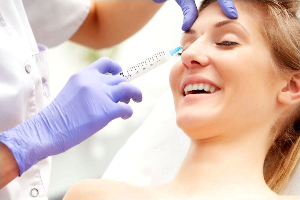 Botox treatment wrinkle remover however these