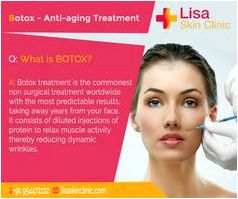 Botox treatment wrinkle remover ever started