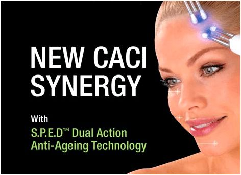 Caci synergy sloan! magazine face muscles