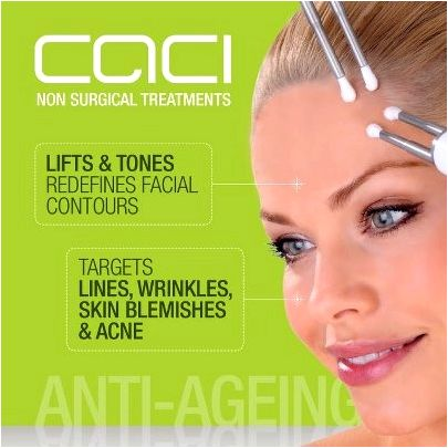 Caci ultimate luxurious nonsurgical facelift NO Discomfort