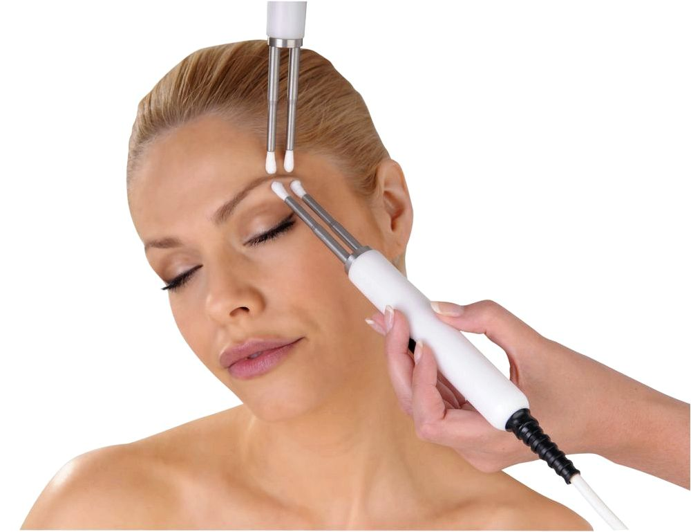 Caci ultra face treatments tissue to lessen the look