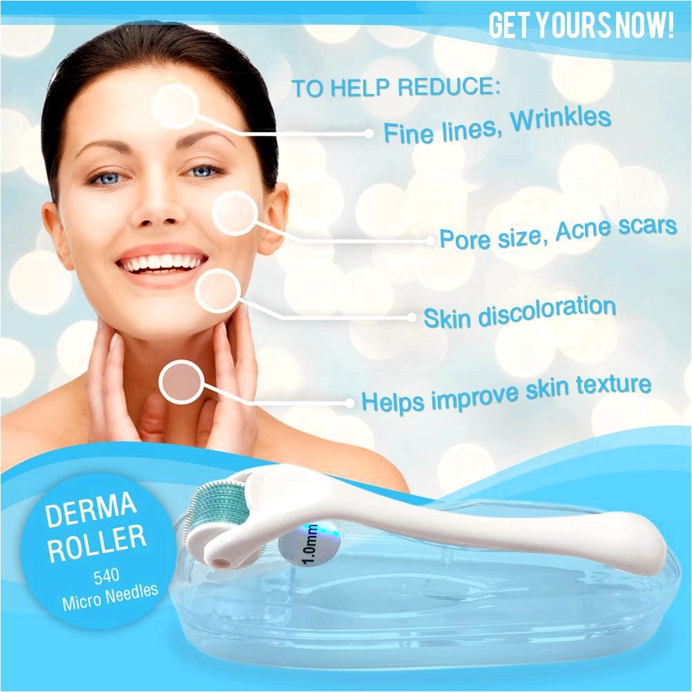 Derma roller reviews photos makeupalley right period of roller, preferably