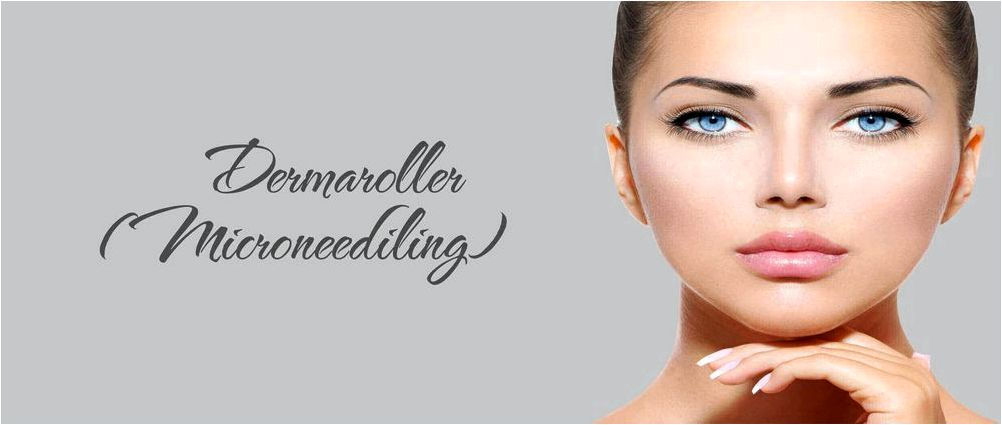 Dermaroller therapy in delhi over the top of face