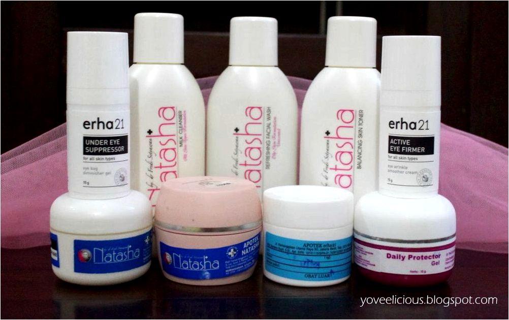 Facials pores and treat