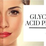 Glycolic acidity peels