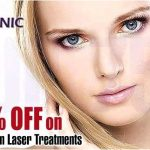 Laser treatment cosmetic surgery