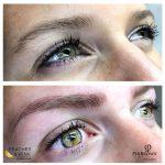 Microblading versus permanent makeup by beauty expert nikol manley