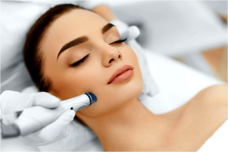 Microdermabrasion treatments surgeon basically sands