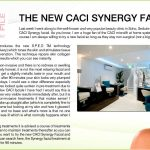 Overview of caci's new synergy facial treatment — alice hart davis