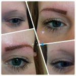 Permanent makeup microblading eyebrows laser tattoo removal correct