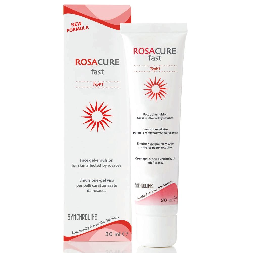 Rosacure discharge of