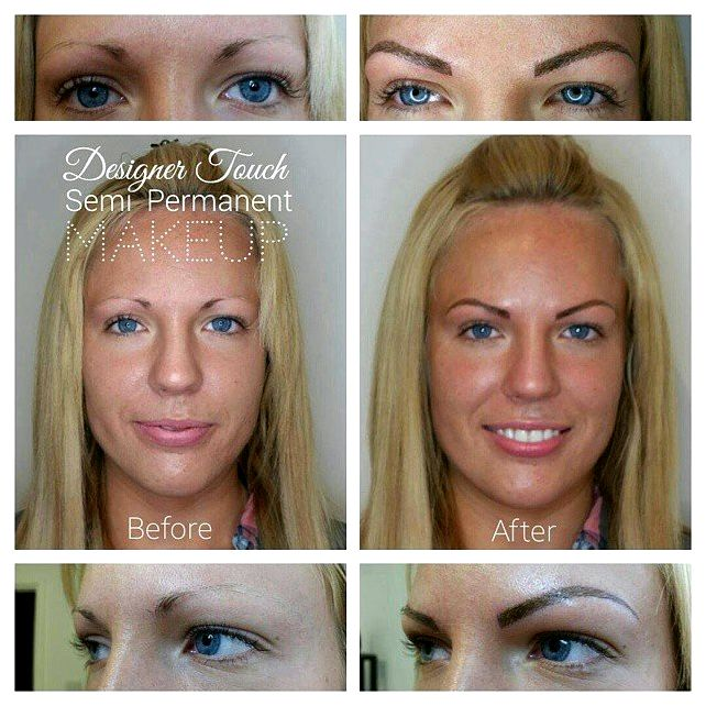 The brand new semipermanent makeup because of repeated