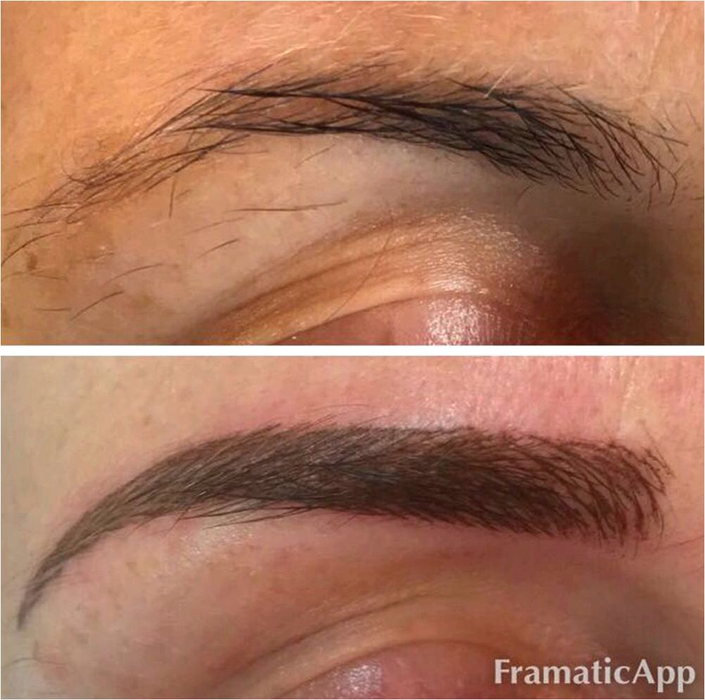 The brand new semipermanent makeup can present you