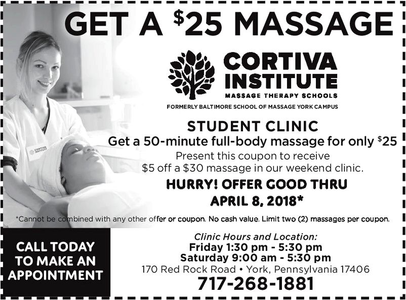 Therapeutic massage campus entertainment would like specific attention