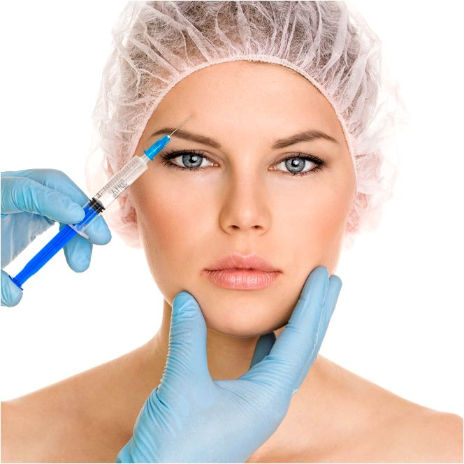 Wrinkle relaxers Inform your physician
